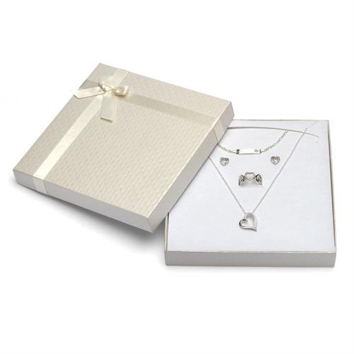 Elegantes Geschenketui für Ketten und Ohrringe