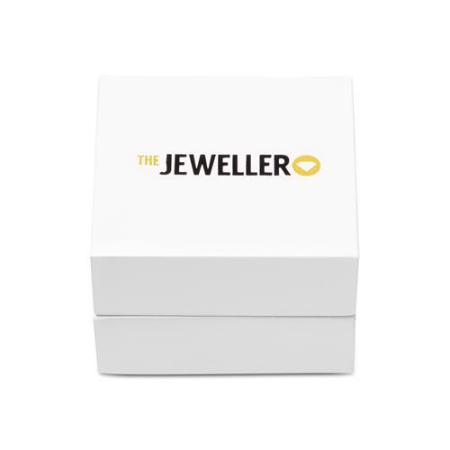 Premium Geschenketui mit Gravurtext für Ringe