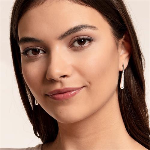 Ohrhänger Tropfen aus Sterlingsilber