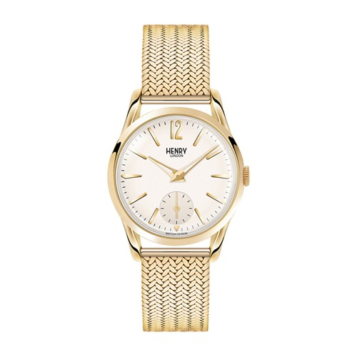 Henry London Damenuhr Westminster gold HL30-UM-0004
