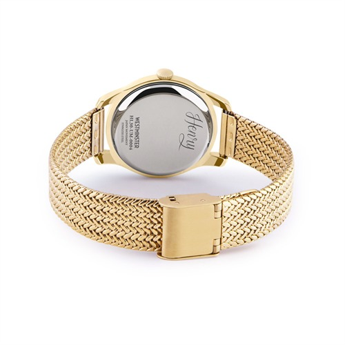 Damenuhr Westminster gold