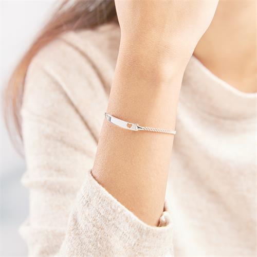 925er Armband Silber Gravur