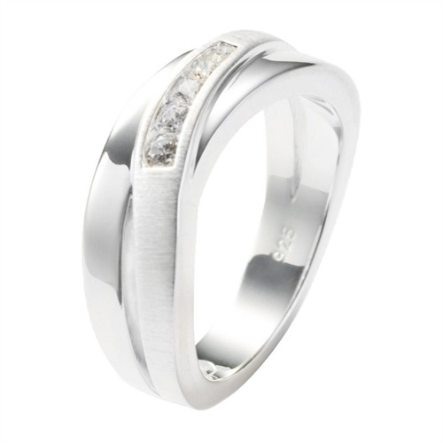 Fossil Ring Sterling Classics JF12766040