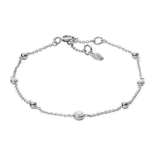 Armband Glitz für Damen aus 925er Silber mit Zirkonia