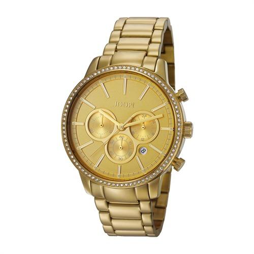 Damen-Chronograph Jackie gold