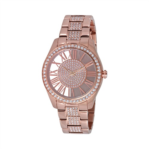 Transparency Damenuhr Kenneth Cole rosé KC0029