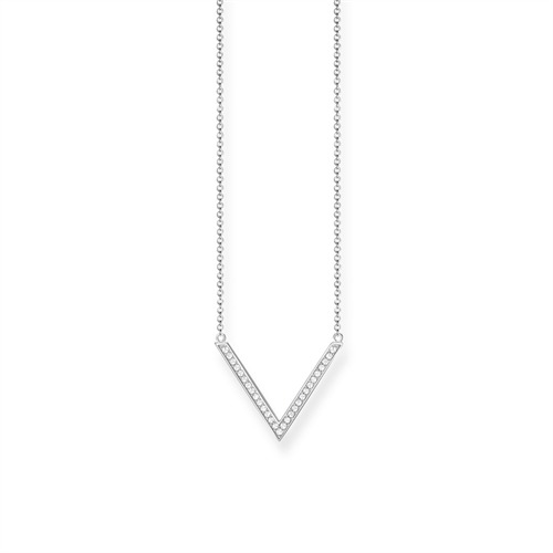 925er Silberkette Zirkonia