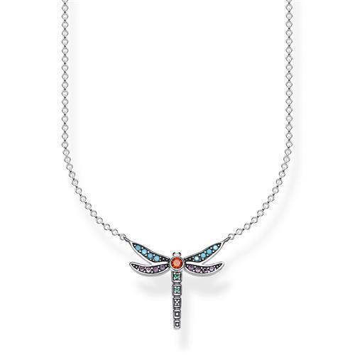 Damen Kette Libelle klein aus Sterlingsilber