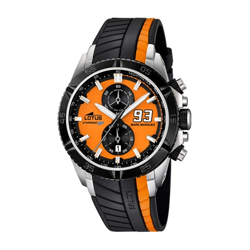 Sportchronograph Lotus Marc Márquez orange L18103/1