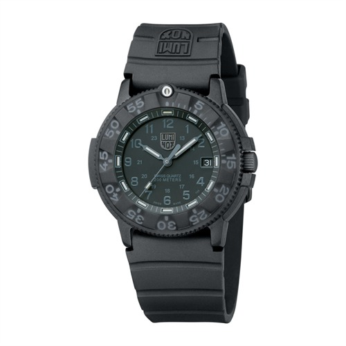 Luminox Original Navy Seal Series 3001.BO schwarz