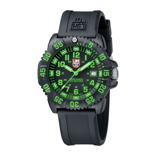 Luminox Navy Seal Colormark Green Carbon 3067