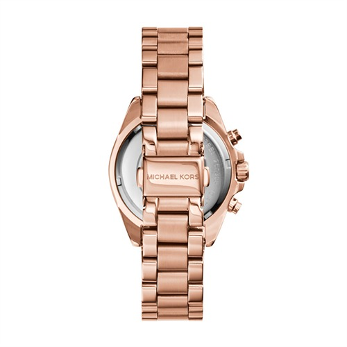 Damenchronograph in Rosé