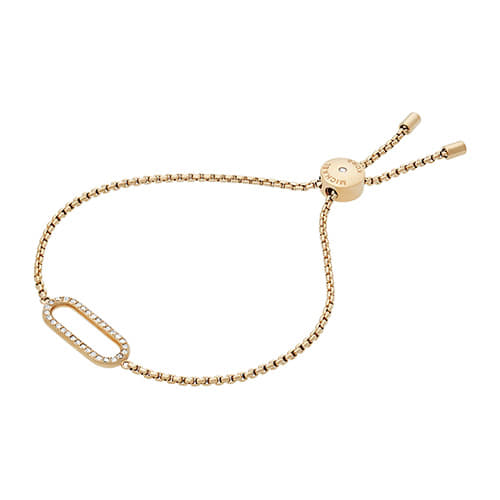Armband vergoldet Zirkonia Michael Kors MKJ6952710