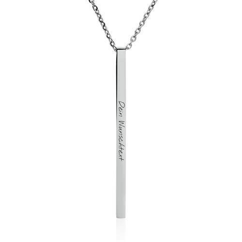 Halskette für Damen aus Edelstahl