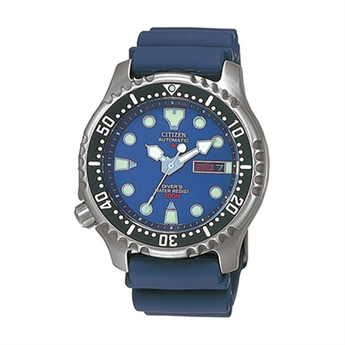 Citizen Promaster Sea Herrenuhr blau NY0040-17LE