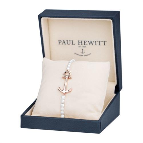 Paul Hewitt Armband Anchor Spirit Pearl roségold