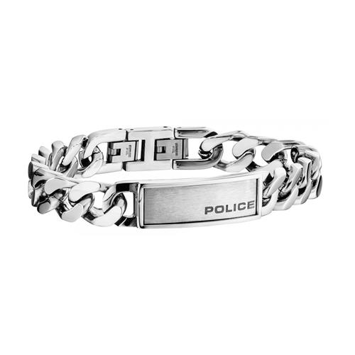 Armband Gravur Edelstahl Police PJ2548BSS.01