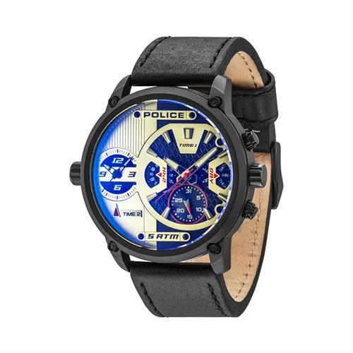 Dual-Time-Uhr für Herren
