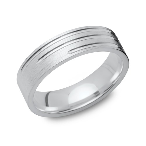 925 Silberring: Ring Silber R8527