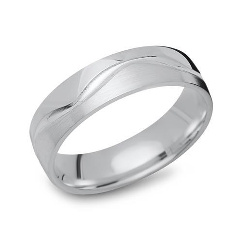 Trauringe 925 Silber: Partnerringe Brillant