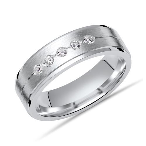 Ring 925er Silber mit Zirkonia 5,5 mm
