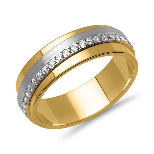 Trauringe von Vivo 925er Silber vergoldet