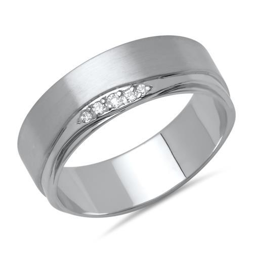 Partnerringe -Vivo Silber Eheringe