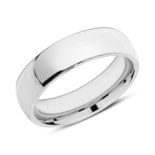 Gravierbarer Ring aus Edelstahl