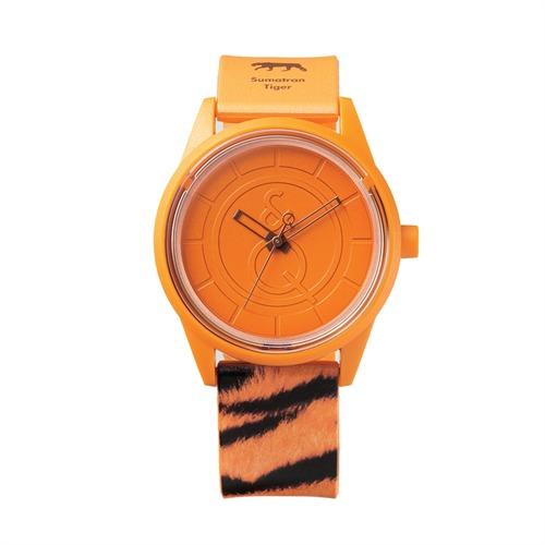 Smile Solar Sumatran Tiger Armbanduhr