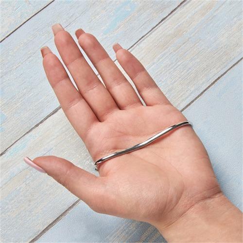Handreif 925er Silber mit Zirkonia Steinbesatz