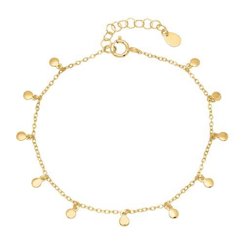 Armband aus vergoldetem 925er Silber