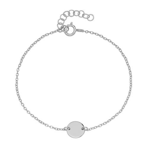 Armbaender für Frauen - Gravierbares Armband aus 925er Sterlingsilber  - Onlineshop The Jeweller