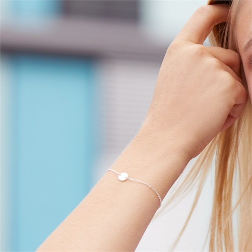Gravierbares Armband aus 925er Sterlingsilber
