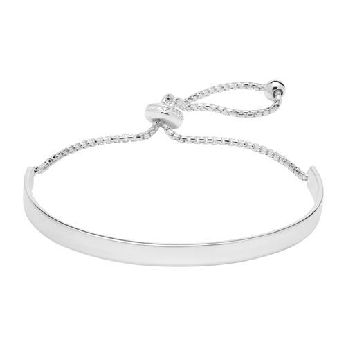 Gravur Armband aus 925er Silber mit Zirkonia