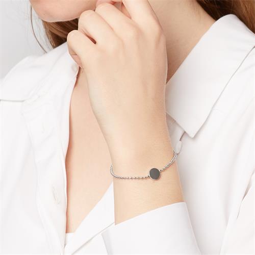 Gravierbares Armband aus Sterlingsilber