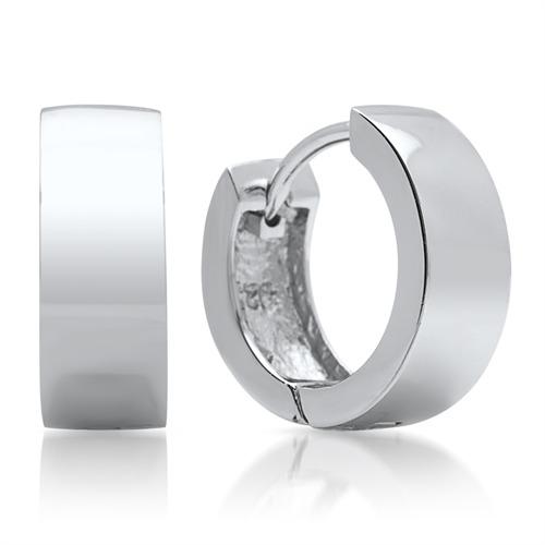 Kleine Creolen Echt 925 Sterling Silber Se0172