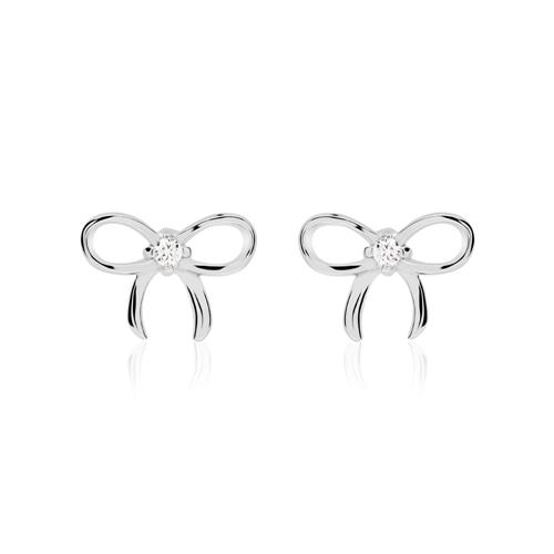 Studs In 925 Sterling Silver Earrings