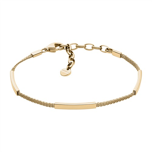 Armband Elin aus vergoldetem Edelstahl