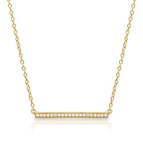 Kette 925er Silber vergoldet