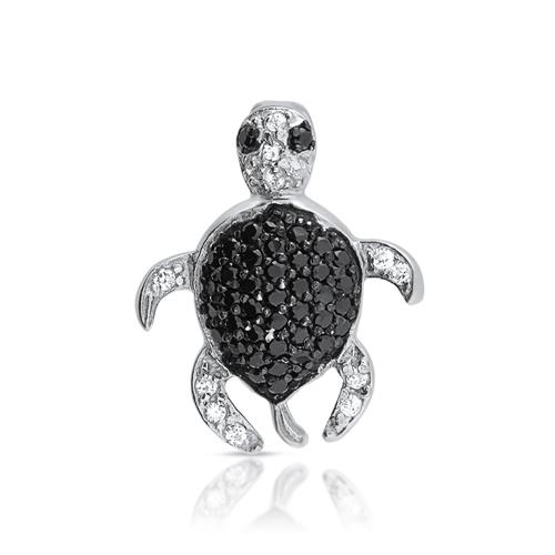 Schildkröten Anhänger 925 Silber