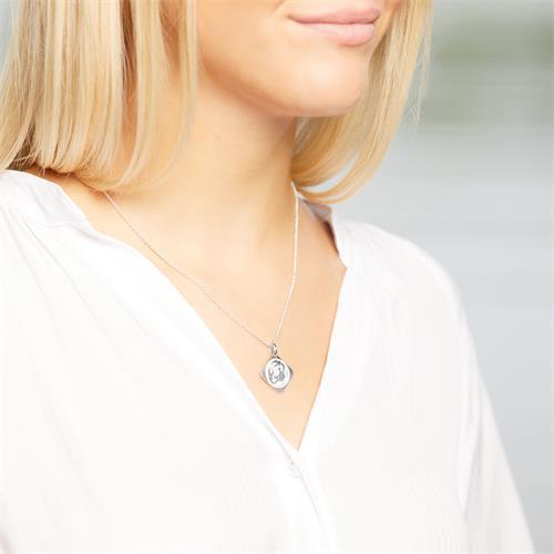 Silberkette Sternzeichen Krebs