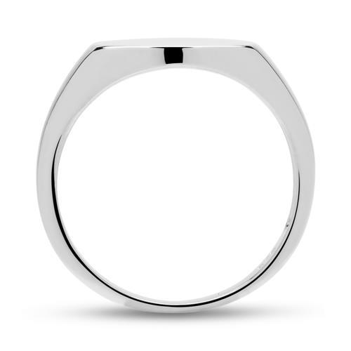 Gravierbarer Ring aus 925er Sterlingsilber
