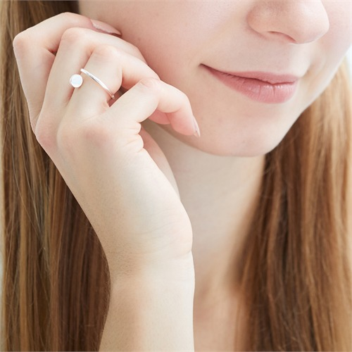 Ring aus 925er Sterlingsilber