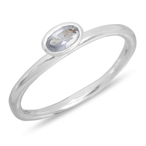 Stackring, Stapelring aus 925 Silber - STR0037