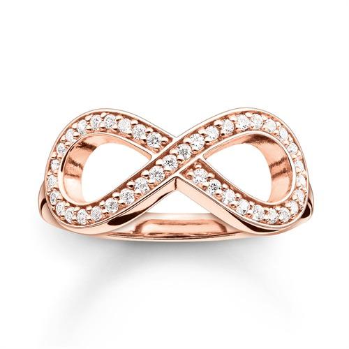 Ring 925er Silber Rosé