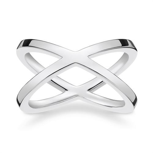 X-Ring Sterlingsilber