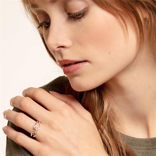 Ring Heritage aus 925er Sterlingsilber