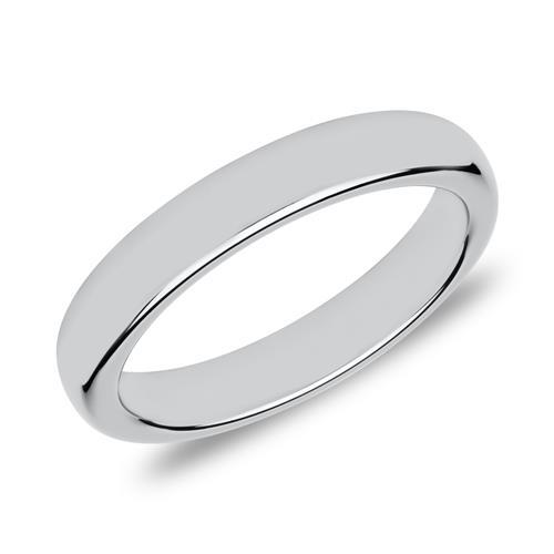 Ring aus Wolfram mit Gravurmöglichkeit