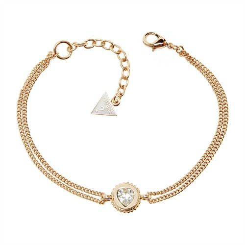 Goldfarbenes Armband Coins Of Love