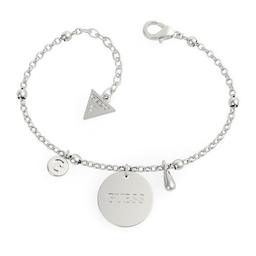 Armbaender - Edelstahl Armband Peony Art Münze für Damen  - Onlineshop The Jeweller